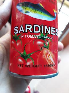Sardin Bercacing