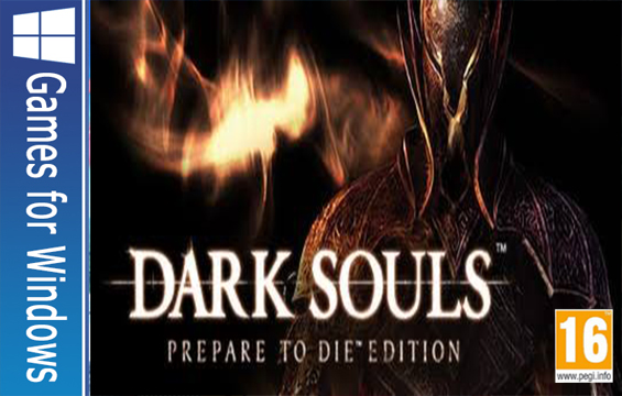 Dark Souls - Prepare To Die Edition Cover www.gamerzidn.com