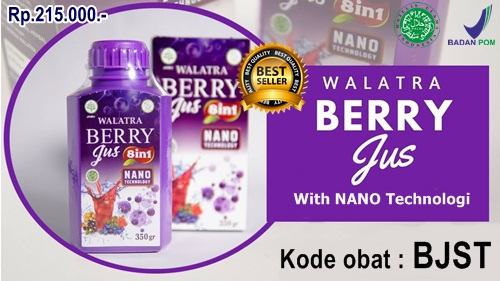 Cara Menghilangkan Benjolan Di Payudara Yang Bergerak Tanpa Bedah Dengan Walatra Berry Jus