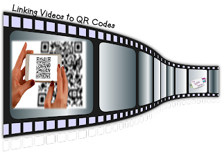 "Create ""flipped classroom"" videos that link to a QR Code"