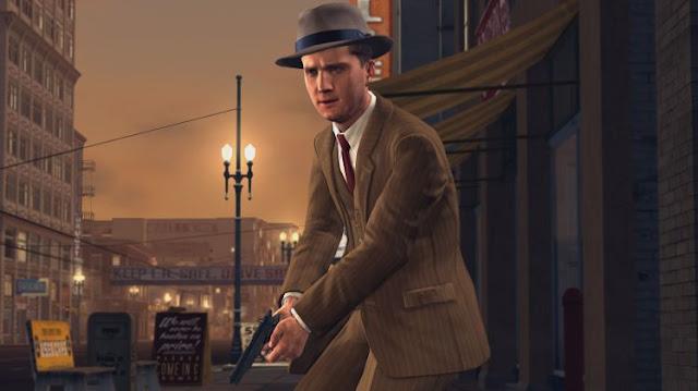 LA Noire: PS4 Review