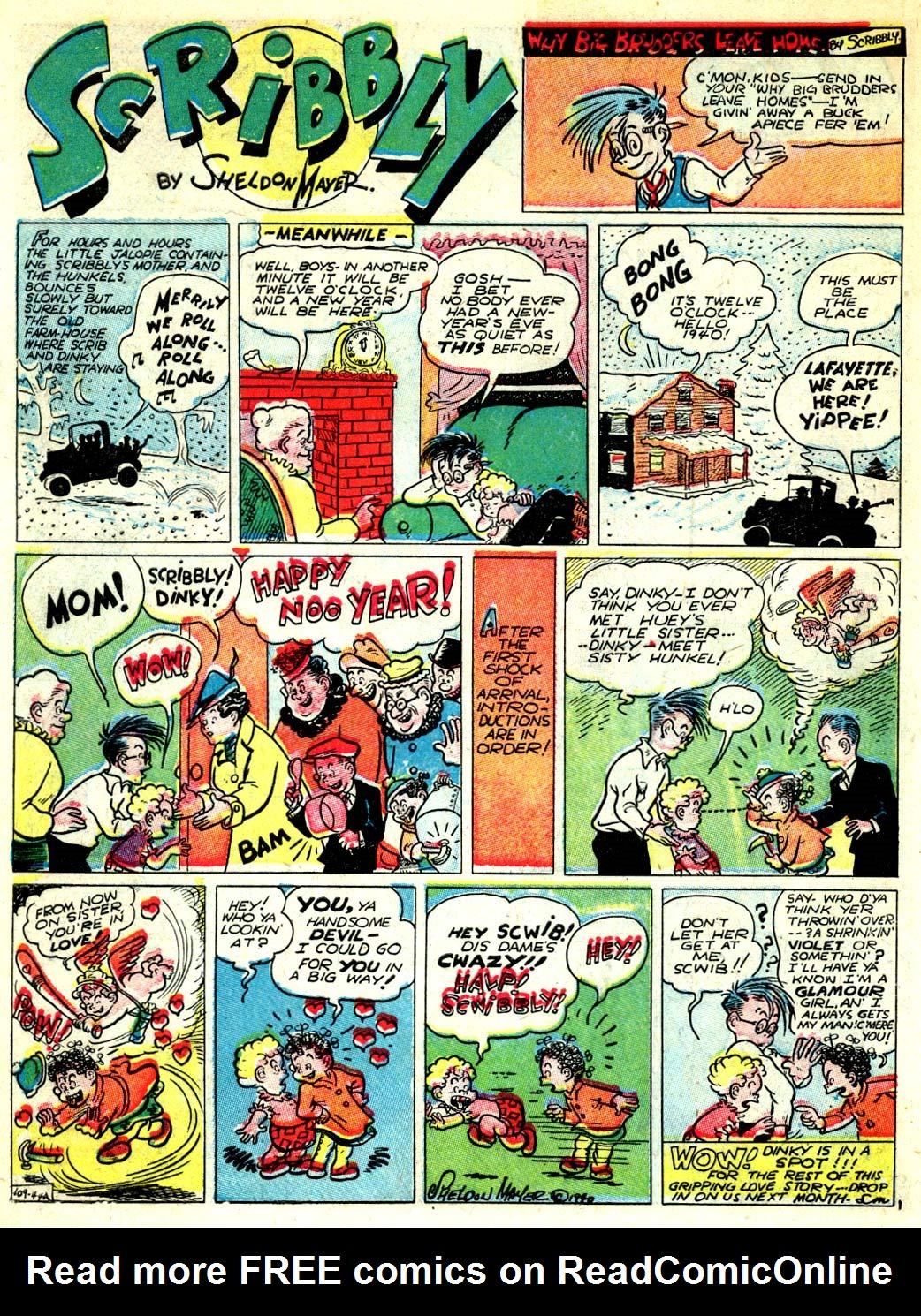Read online All-American Comics (1939) comic -  Issue #11 - 38