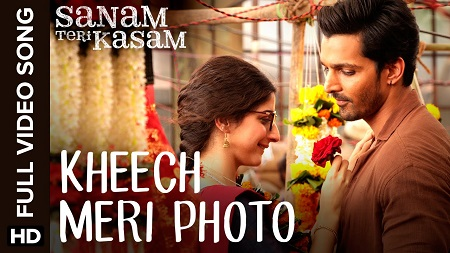 Kheech Meri Photo Sanam Teri Kasam Harshvardhan Rane New Indian Songs 2016 Mawra Hocane