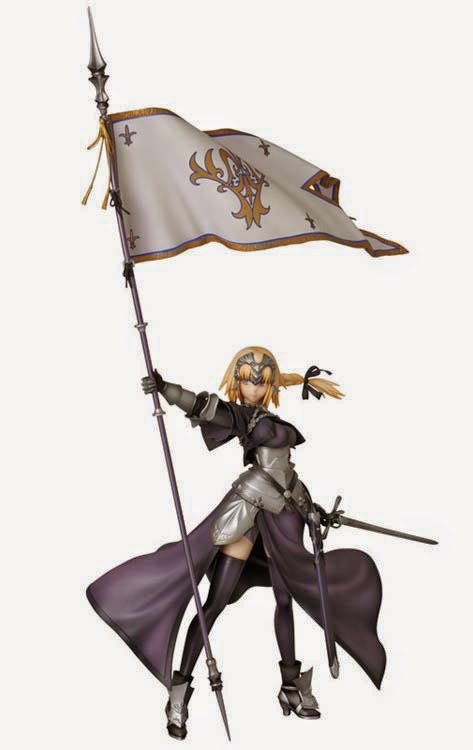 FIGURA RULER Jeanne d'Arc PPP Fate/Apocrypha
