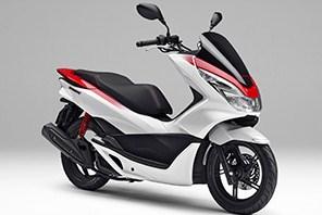 Honda PCX Special Edition Pearl Jasmine White