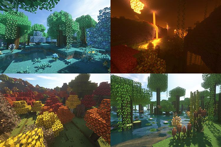 Mizuno's 16 Craft Minecraft Texture Pack