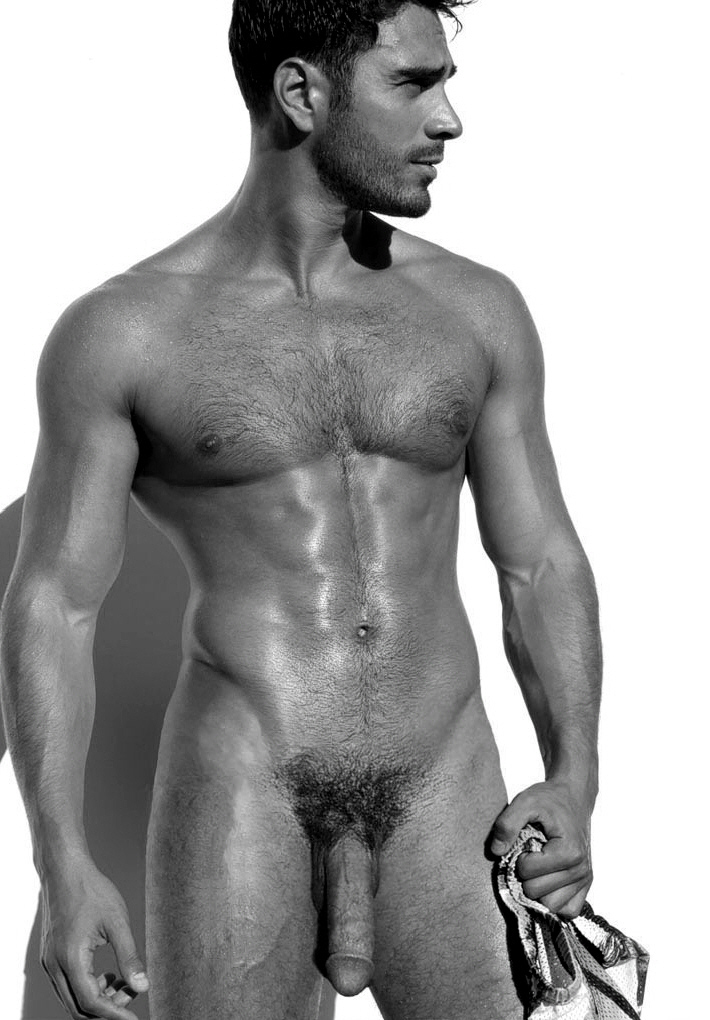 Phrase Nude male model full body simply