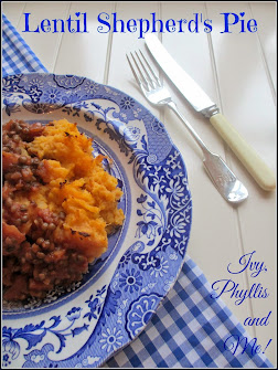 BROWN LENTIL SHEPHERD'S PIE