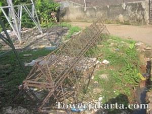 Pabrikasi Tower triangle1