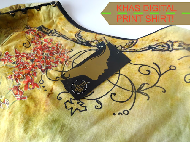 Digital print, Winter 2016, Khas Store,nCambric Cotton