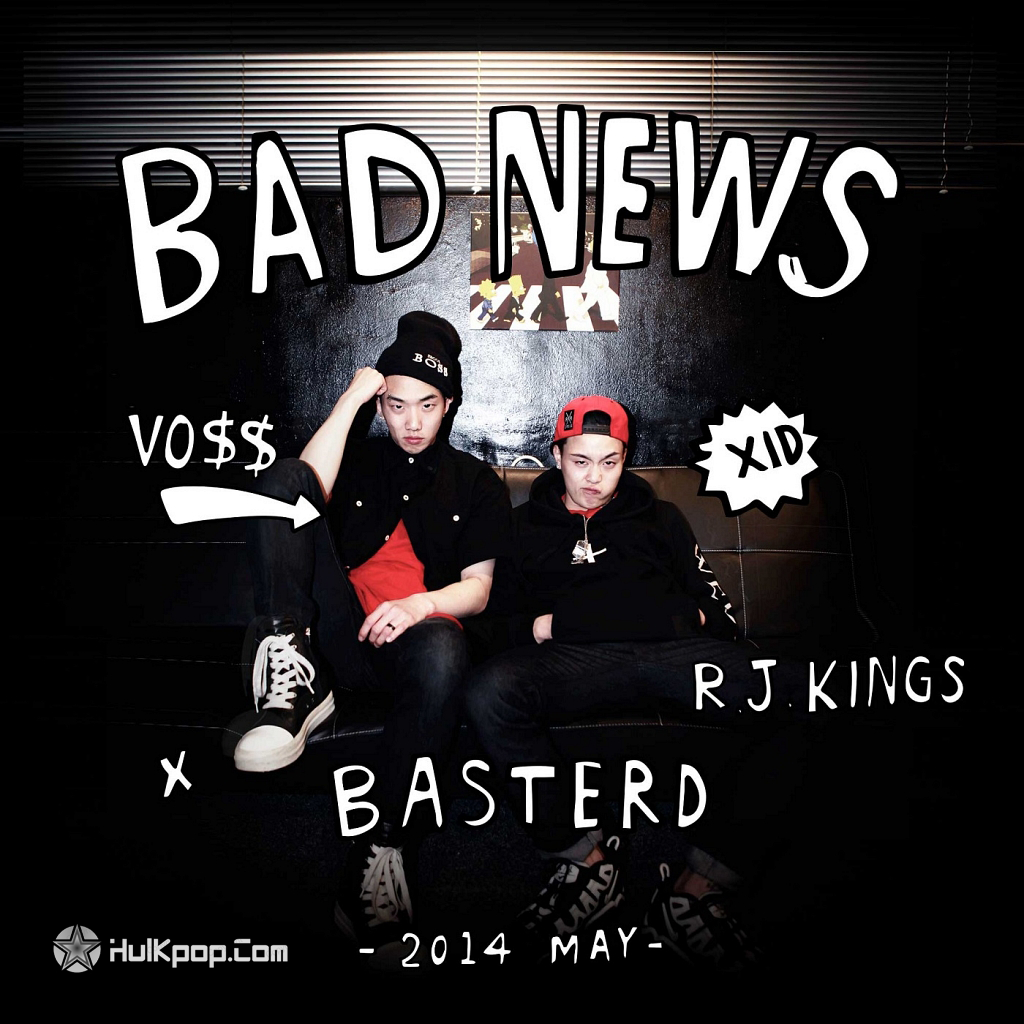 [Single] 바스터드 (BASTERD) – Bad News