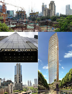 Mumbai's Trump Towers only for Super-Rich | andhra news daily