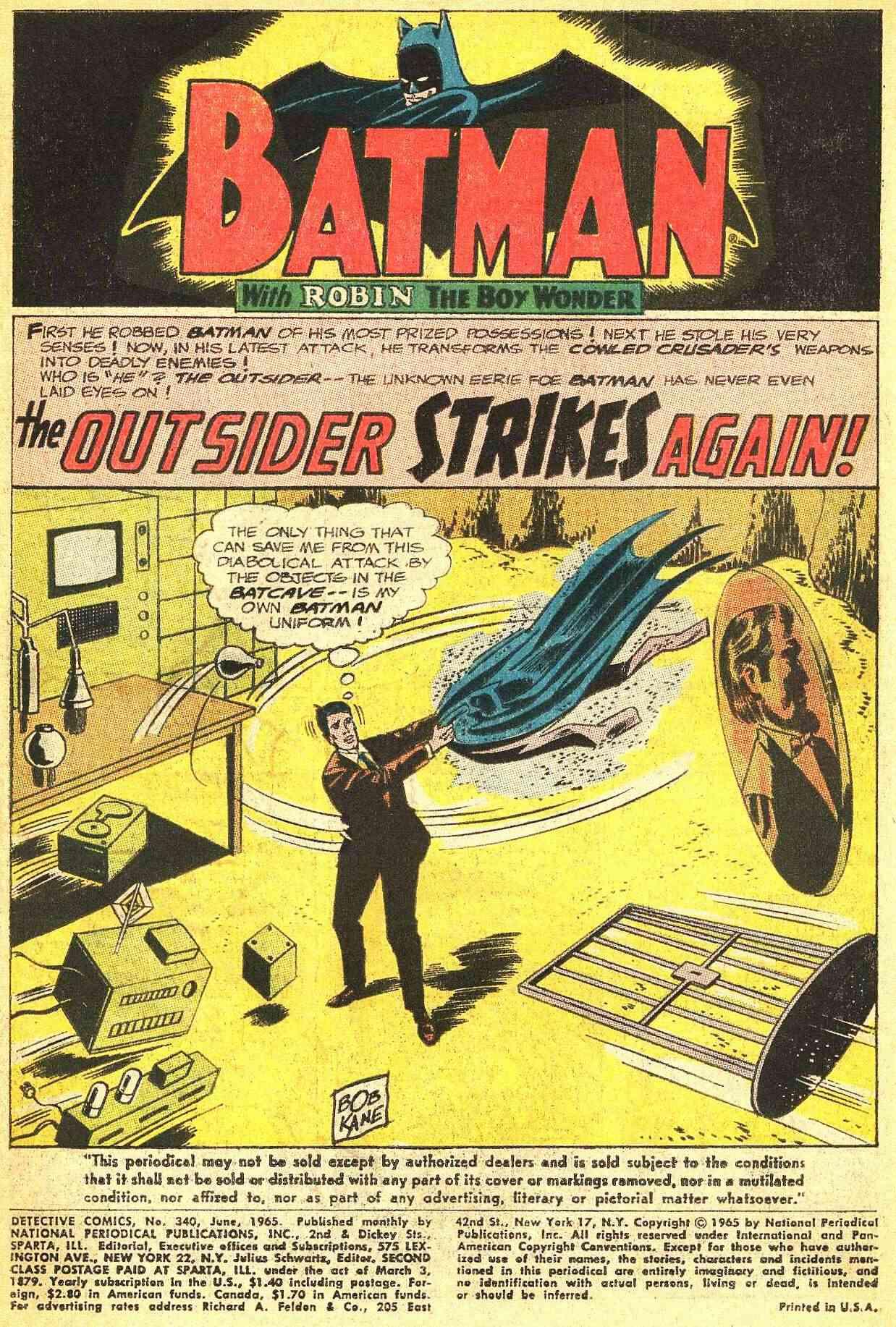 Detective Comics (1937) 340 Page 2