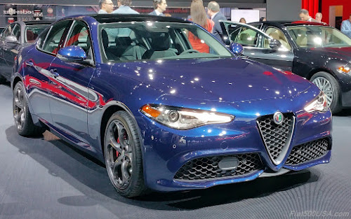 Alfa Romeo Giulia Ti