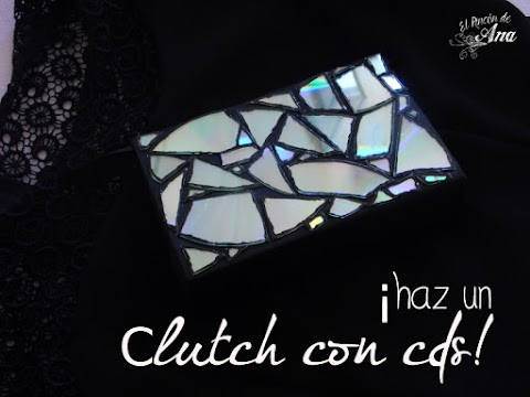 Clutch con materiales reciclados