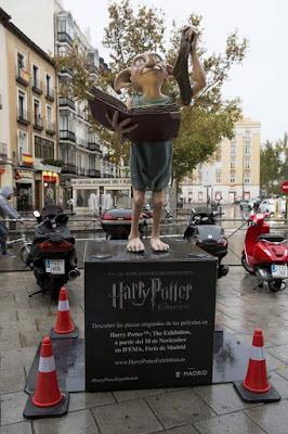 Dobby, Glorieta de Bilbao, Madrid