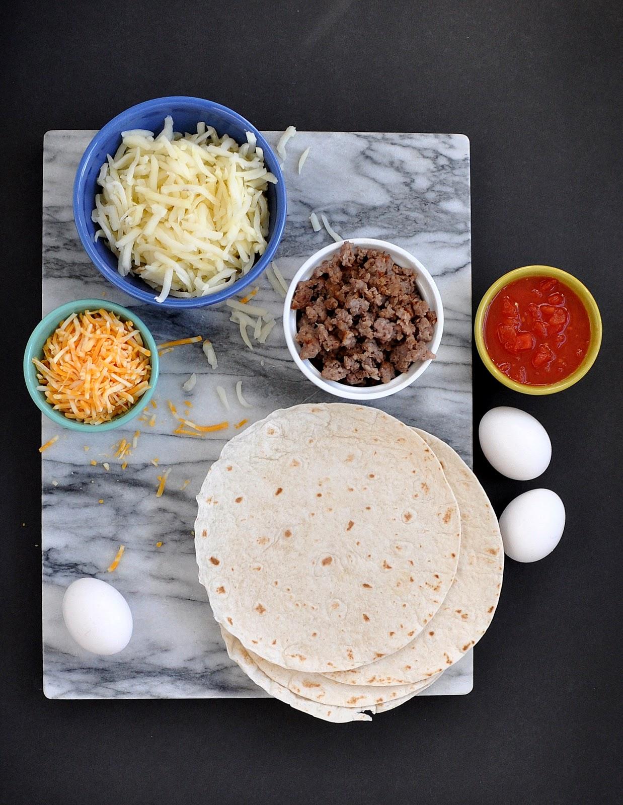 Recipe Southwestern Breakfast Burritos For Thanksgiving Morning
