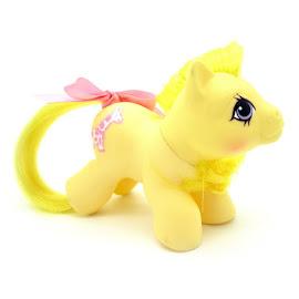 MLP Baby Bouncy Year Twelve Surprise Newborns G1 Pony