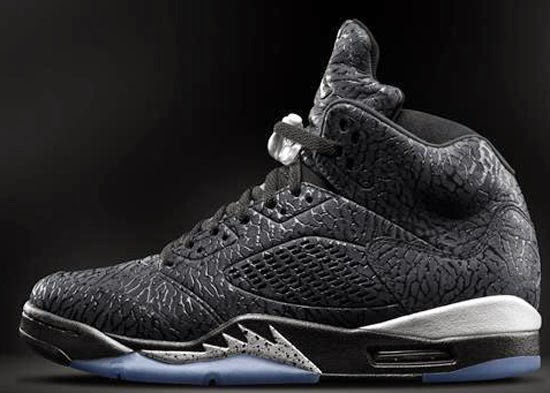 designer fashion 54057 dec3c ajordanxi Your  1 Source For Sneaker Release Dates  Air Jordan 5 Retro  3Lab5 Black Black-Metallic Silver 2014
