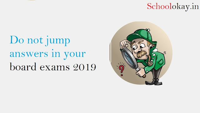https://www.schoolokay.in/How to write your cbse board exam class 12 2019