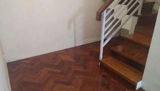 jual lantai kayu di merauke