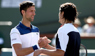 Djokovic upset by qualifier at Indian Wells