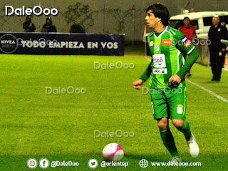 Pablo Zeballos - Oriente Petrolero - DaleOoo