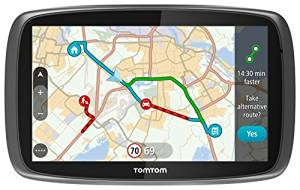 SAT NAV widescreen TomTom GO 6100 £199.99 Sim Card and Unlimited Data Included