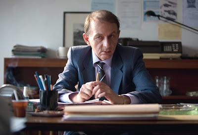 «L'affaire Gordji» : il est comment, l'acteur Michel Houellebecq ?