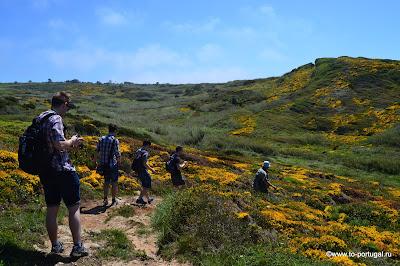 пешие экскурсии в Португалии