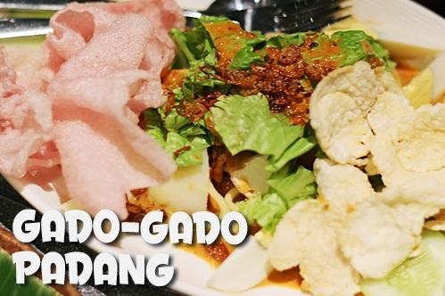Resep Gado - Gado Padang