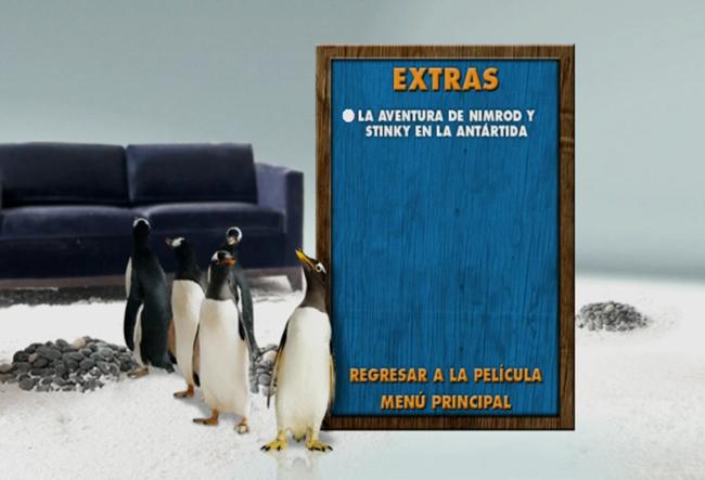 Los Pingüinos de Papá [Mr Poppers Penguins]