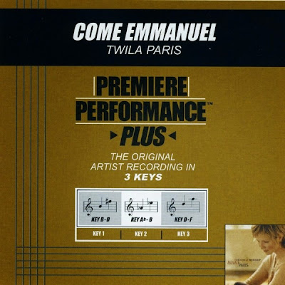 Twila Paris-Premiere Performance Plus-Come Emmanuel-