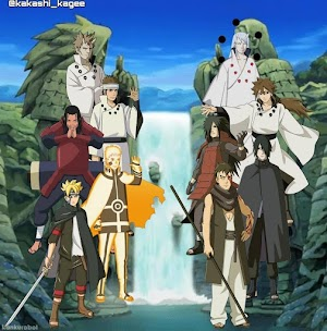 Wallpaper Anime Keren HD