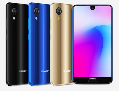 Sharp Aquos S3 Mini with Snapdragon 630, 6GB RAM launched