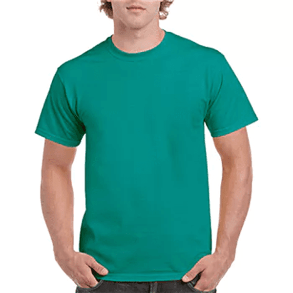 Mint Green Mill Graded Irregulars Gildan Adult T-shirt –Large