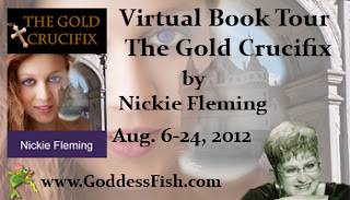 Guest Post with author Nickie Fleming