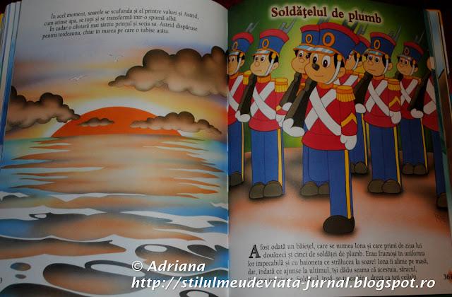 soldatelul de plumb