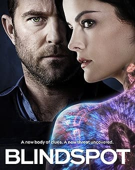 Ponto Cego - Blindspot 3ª Temporada Completa poster e capa torrent download
