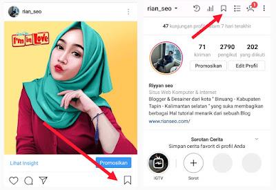 Cara Menyimpan Foto Instagram Tanpa Harus Menyimpan di Memory Stroge