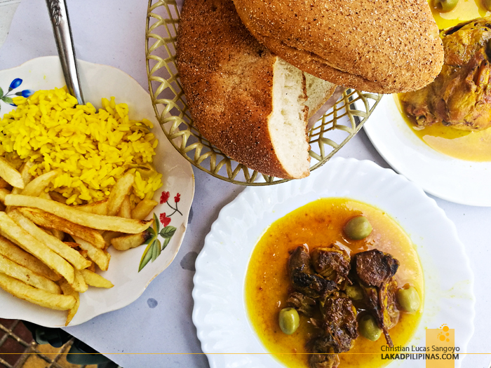 Tetouan Food Trip