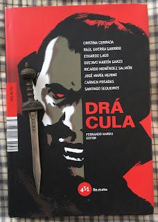 Portada del libro Drácula, de varios autores