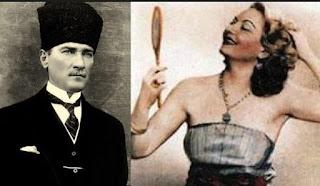 Αυτή είναι η ξανθιά γυναίκα που κοσμούσε τα Sante - Ο άγνωστος έρωτας με τον Κεμάλ Ατατούρκ