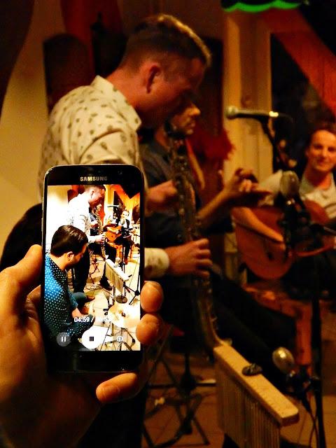 Koncert flamenco Los Duendes w Księgarni Hiszpańskiej