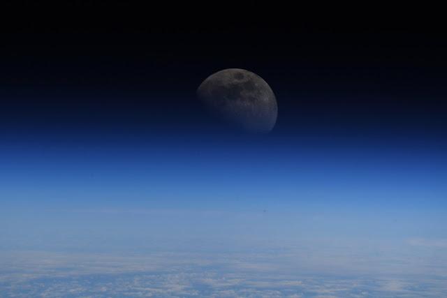 У NASA опублікували унікальний знімок Місяця