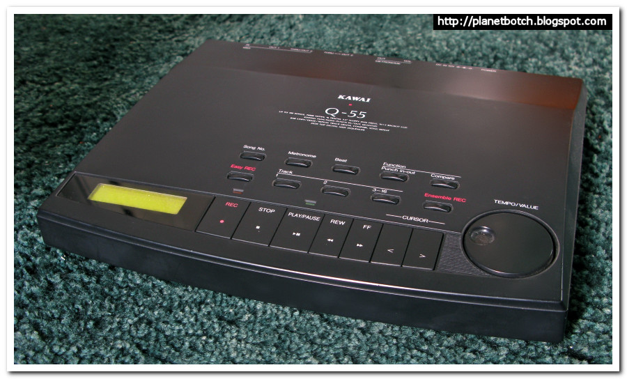 Kawai Q55 hardware sequencer