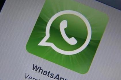 Ini Dia Deretan Fitur Terbaru Whatsapp Beserta Cara Menggunakanya