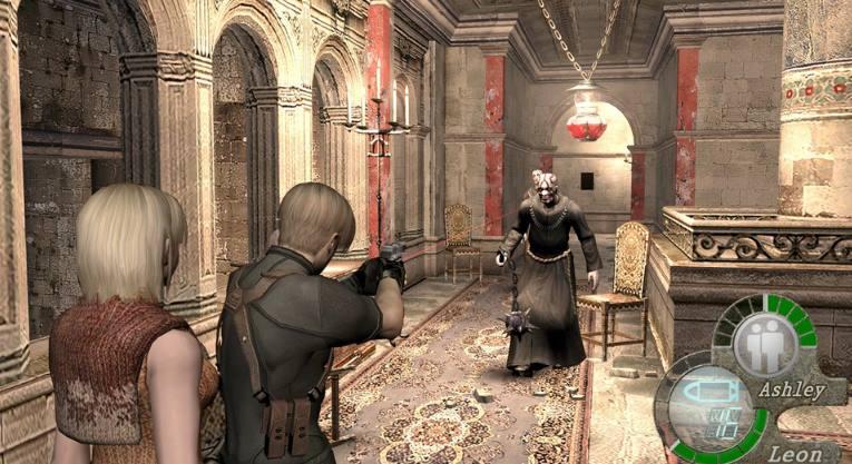 Resident Evil 4 HD PC Full Español