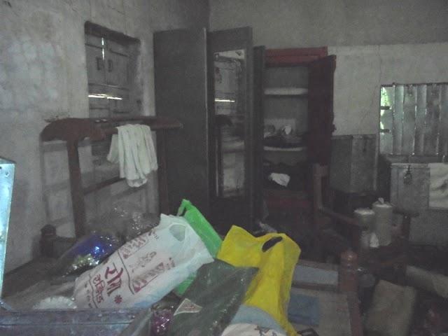 दुर्गौली में बंद पड़े घरों से लाखों के मुल्य के सामानों की चोरी