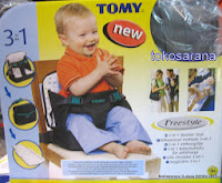 Tomy Freestyle 3 in One Booster Seat